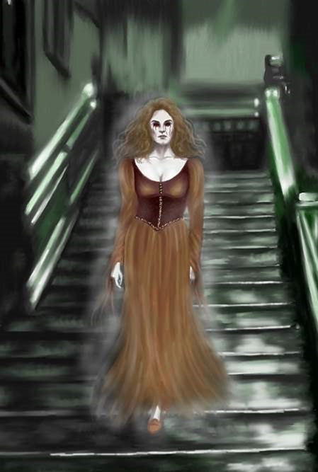 Ghost The Brown Lady Haunted Story Haunted Kingdom Haunted Real Stories And News